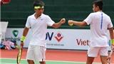 Quần vợt Việt Nam mất Tết vì Davis Cup