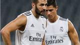 Ronaldo sa sút, Benzema đi bộ, Real Madrid biết dựa vào ai?