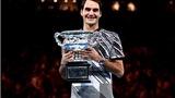 Cộng đồng mạng chung vui với giây phút lịch sử của Roger Federer