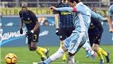 Inter 1-2 Lazio: Đứt mạch toàn thắng, Inter bị loại khỏi Coppa Italia