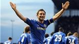 Frank Lampard rút lui, nhưng những kỷ lục của anh sống mãi
