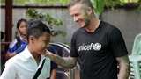 David Beckham CHÍNH THỨC lên tiếng về chuyện 'làm từ thiện giả tạo'