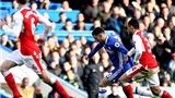 TUYỆT PHẨM: Hazard ghi bàn đẹp không thua gì Messi