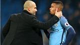 Pep Guardiola ngạc nhiên vì Gabriel Jesus hòa nhập quá nhanh