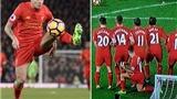 Coutinho 'làm tường' hài hước, hiệu quả trong trận thắng Tottenham