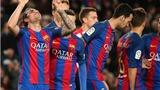 Barcelona 6-1 S.Gijon: Thăng hoa trở lại, Barca soán ngôi đầu từ tay Real, Enrique ra đi