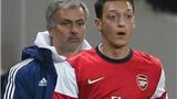 Oezil cần HLV như Mourinho chứ không phải Wenger
