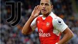 Arsenal CHÚ Ý: Juventus đã đề nghị giá 'hấp dẫn' cho Sanchez