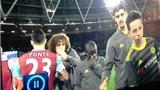 Cộng đồng mạng sững sờ vì hình ảnh này của Kante trước trận thắng West Ham