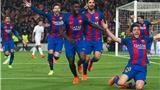 'Chỉ có thể là Barca! Vâng, chúng tôi có thể. Vâng, chúng tôi đã làm được!'