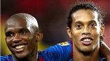 Ronaldinho, Shevchenko sang Việt Nam trong tháng 4
