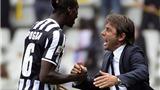 Conte: 'Kante xuất sắc hơn tôi ngày còn thi đấu. Đừng dại mà so sánh Pogba với Kante'