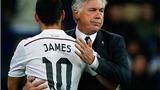 Ancelotti muốn 'nẫng tay trên' James Rodriguez trước mũi Chelsea, Man United