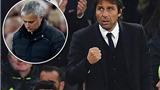 Conte đưa Mourinho 'lên mây xanh' trước màn tái đấu ở FA Cup