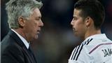 James Rodriguez: Đã đến lúc đi theo tiếng gọi của Ancelotti