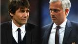 Xem lại màn cãi vã nảy lửa giữa Conte và Mourinho