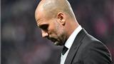 Guardiola và Man City bị chế giễu không thương tiếc sau thất bại trước Monaco