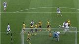 """West Brom 3-1 Arsenal: Craig Dawson hóa hung thần. 'Pháo thủ"""" thua đau trên sân khách"""
