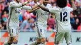 Athletic Bibao 1-2 Real Madrid: Ronaldo lập cú đúp kiến tạo, Real xây chắc ngôi đầu