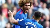 'Pogba không nên trở lại, Fellaini có nhiều tố chất hơn'