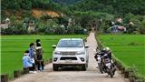 Hành trình của những chiếc Toyota