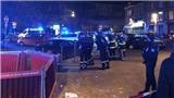 Xả súng gần ga tàu điện ngầm Pháp, hành khách hoảng loạn