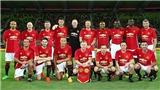 Paul Scholes tái xuất trong ngày Cựu sao Man United bị đè bẹp ở Australia