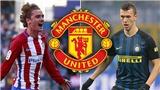 Man United sẽ đá như thế nào nếu mua được Griezmann lẫn Perisic?