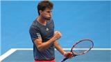 Tennis ngày 26/3: ĐKVĐ Indian Wells bất ngờ bị loại sớm ở Miami. Thua cuộc, Dominic Thiem 'nổi tam bành' với cây vợt