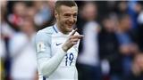 HÀI HƯỚC: Vardy có phản ứng kỳ lạ sau khi bỏ lỡ cơ hội trong trận đấu cùng tuyển Anh