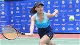 Giải quần vợt vô địch nữ toàn quốc 2017: Luồng gió mới của đoàn Quân đội