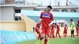 Vì sao Tony Tuấn Anh được thử việc ở U20 Việt Nam?