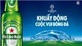 Heineken và Bóng đá - Sự cộng hưởng đỉnh cao cho những đêm UEFA Champions League rực lửa