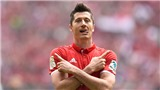 Ancelotti: 'Hat-trick là chuyện nhỏ đối với Lewandowski'