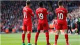 CĐV phát cuồng với màn ăn mừng 'chất lừ' của Coutinho và đồng đội