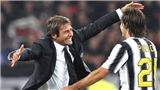 Conte bất ngờ muốn mời Pirlo về Chelsea làm 'phó tướng'