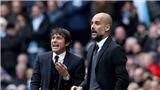 TIẾT LỘ: Guardiola và Conte cãi nhau nảy lửa trong đường hầm ở trận Man City thua Chelsea