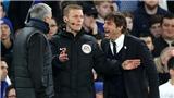 Antonio Conte hứa 'kiềm chế' trước Jose Mourinho