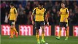 ĐIỂM NHẤN Crystal Palace 3-0 Arsenal: Hàng công tệ một, hàng thủ dở mười. Kiểm soát bóng chỉ để cho vui