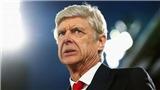 HLV Wenger nói gì sau thảm bại của Arsenal trước Crystal Palace?