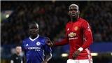Pogba đưa Kante lên 'mây' trước đại chiến Man United - Chelsea