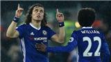 Conte so sánh David Luiz với... Paolo Maldini