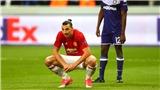 Ibrahimovic thừa nhận 'mệt mỏi' vì Man United