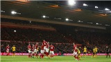 ĐIỂM NHẤN Middlesbrough 1-2 Arsenal: Wenger khiến tất cả bất ngờ. Oezil ghi bàn vẫn gây thất vọng