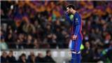 Barcelona thất bại, fan Ronaldo thừa dịp HỦY DIỆT Messi trên mạng xã hội