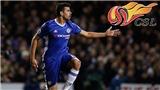 Gặp khó ở Chelsea, Diego Costa sẽ nhận lương kỷ lục thế giới tại Trung Quốc?