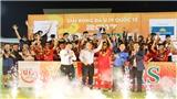 Thiếu người, U19 Việt Nam vẫn vô địch giải U19 quốc tế 2017