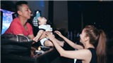VIDEO 'độc': Chí Anh ca ngợi Phan Hiển là 'người chồng tuyệt vời'