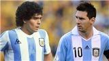 Romario: 'Với tất cả sự tôn trọng, tôi giỏi hơn Messi và Maradona'