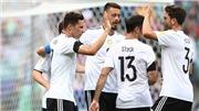 Công làm thủ phá, Đức nhọc nhằn hạ Australia 3-2 ở trận mở màn Confed Cup